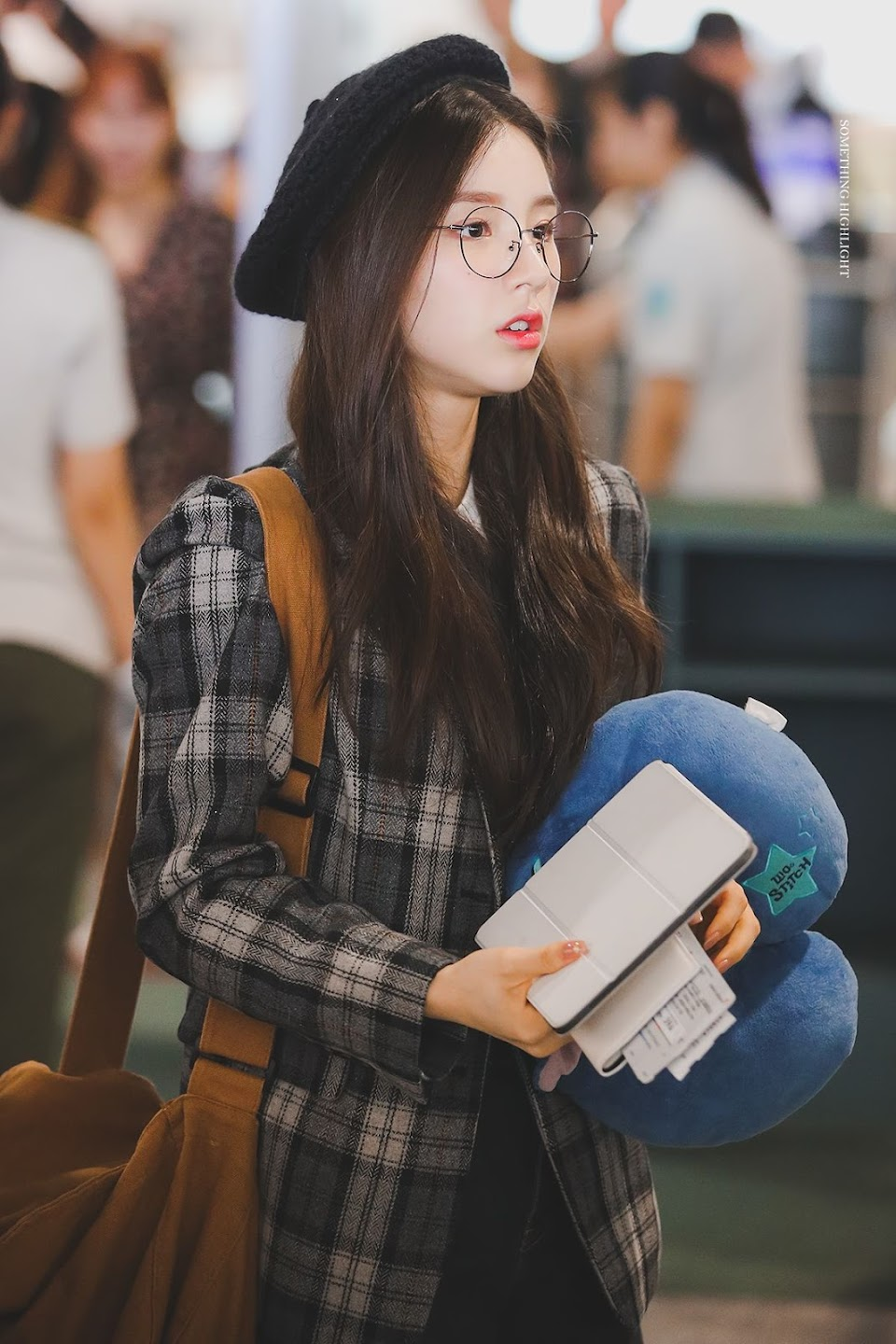 heejin plaid 13