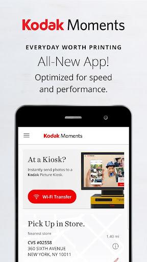 KODAK MOMENTS: Create premium prints & photo gifts 7.4.0 screenshots 1
