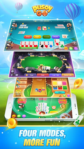 Pusoy Go: Free Online Chinese Poker(13 Cards game) apktram screenshots 2