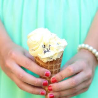 Mint Chocolate Chip Ice Cream.