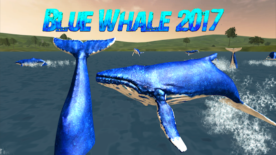 Blue Whale 2017 Screenshot