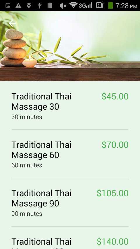 Took Took Thai Massage- screenshot