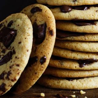 Secret Ingredient Chewy Choc-chip Cookies.