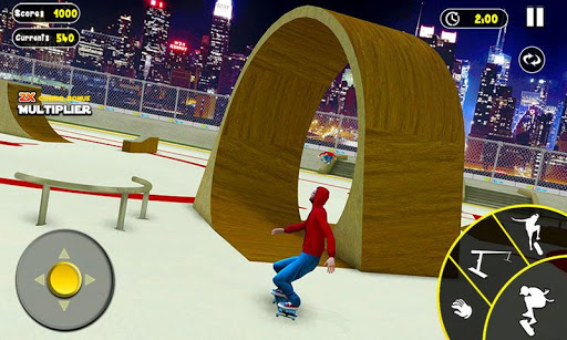 Flip Skate Stuntman 1.2 screenshots 3
