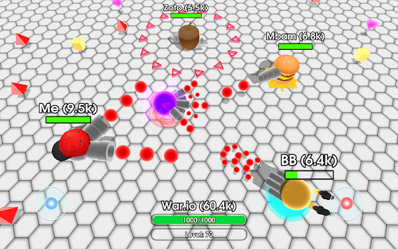 War.io Tanks !