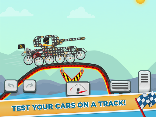 Car Builder and Racing Game for Kids 1.2 screenshots 9