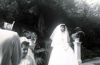 Photo: 1959 May Queen_May Queen (unknown)_St Cyprian Parish
