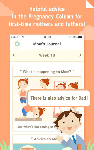 280days: Pregnancy Diary app (apk) free download for Android/PC/Windows screenshot
