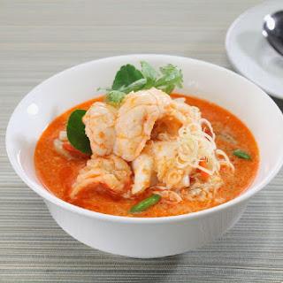 Tom Yum Soup with Prawns Recipe