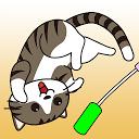 ネコあそび【ねこをナデナデして遊ぼう】