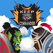 Keep Commander - Turn Based Strategy