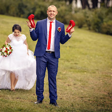 Wedding photographer Olga Rychkova (OlgaRychkova). Photo of 16.10.2016