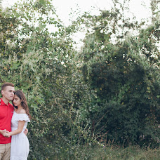 Wedding photographer Olesya Gulyaeva (Fotobelk). Photo of 01.10.2018