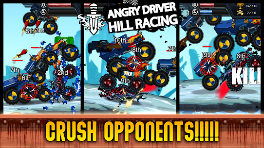 Hill Racing Attack 1