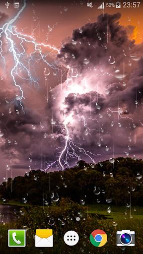 Thunder Storm Live Wallpaper screenshot 6