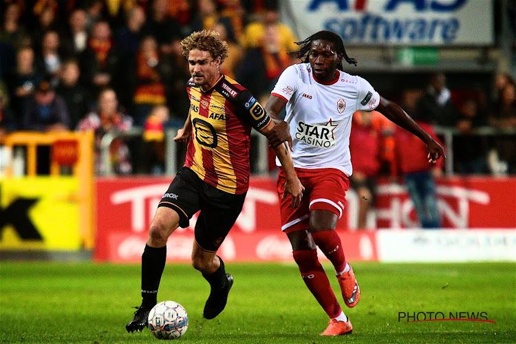 """EXCLUSIEF: Swinkels moet afscheid nemen van KV Mechelen: """"Heel raar, want club wilde verder met me"""""""