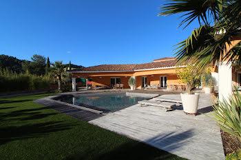 villa à La Destrousse (13)