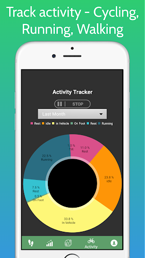 Pedometer - Step Counter Free & Calorie Counter 3.5.5 screenshots 9