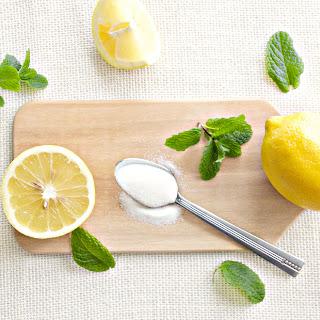 Mint Lemonade.