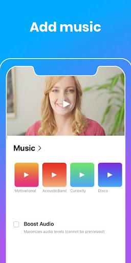 BIGVU teleprompter vlog & subtitle captions maker screenshot 5