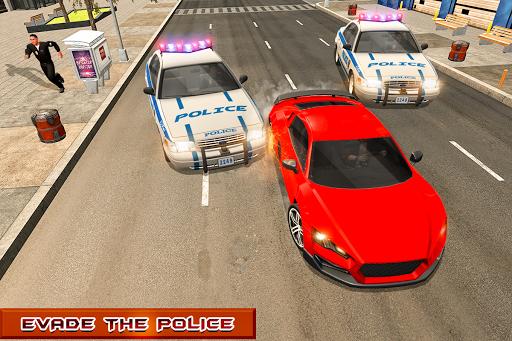 Crime Cars Street Driver: Gangster Games 2018 1.0 screenshots 15