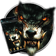 App Blood Wolf King Launcher Theme Live HD Wallpapers 1.0 APK for iPhone