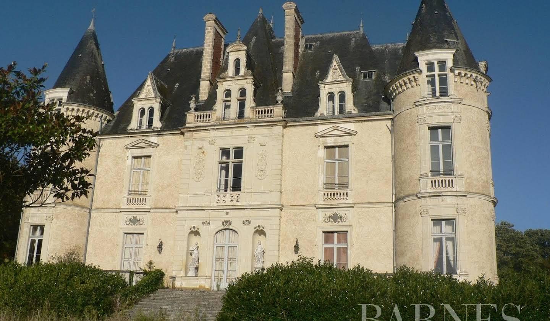 Castle La Ferté-Bernard
