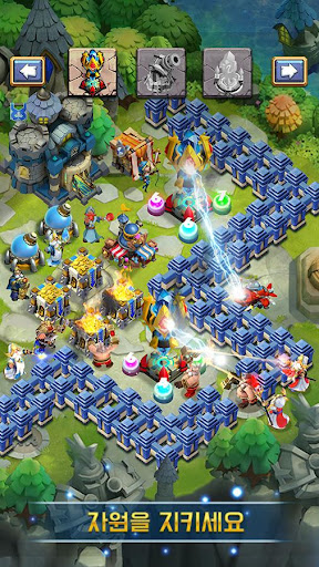 Castle Clash: uae38ub4dc ub85cuc584 1.7.3 screenshots 3