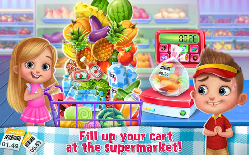 Chef Kids - Cook Yummy Food  screenshots 1