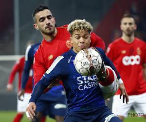 """Manuel Benson verklaart de sterkte van Moeskroen in 2019 én blaakt van ambitie: """"Willen de 10 matchen winnen in play-off 2"""""""