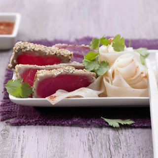 Tuna With Rice Noodles Recipes