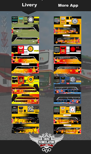 Livery BUS Indonesia 3.0 DreamHackers 1