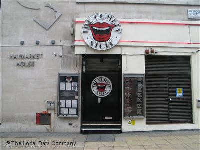 The Comedy Store on Oxendon Street - Comedy Clubs in London