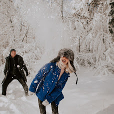 Wedding photographer Antonina Volkogonova (To83). Photo of 22.02.2018