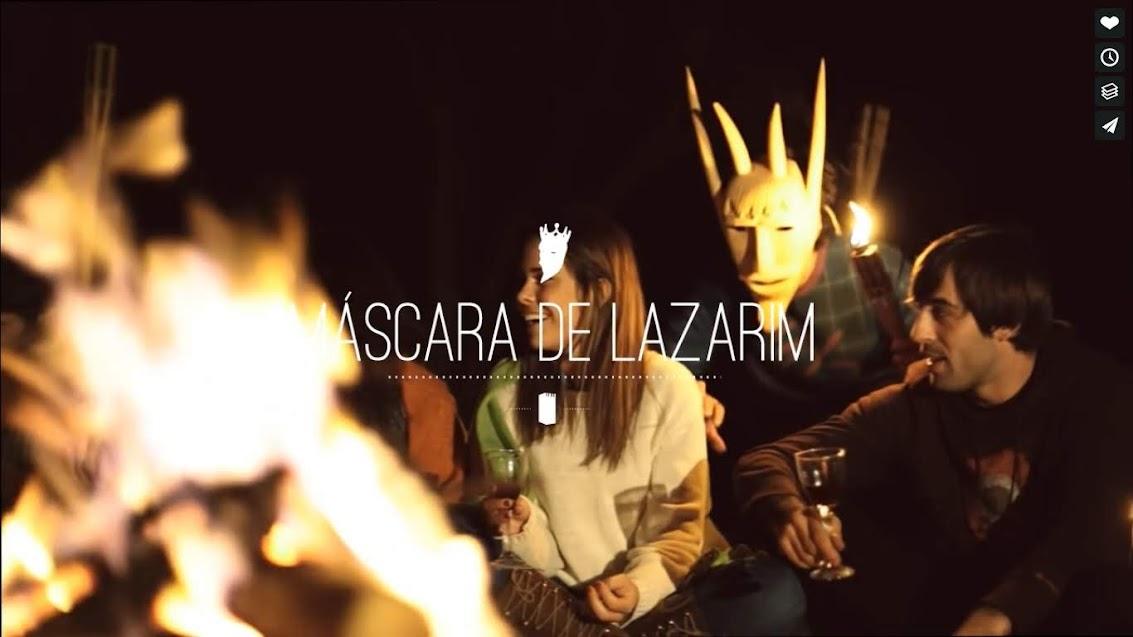 Vídeo promocional ao Eixo Urbano do Douro, Vila Real, Peso de Régua e Lamego