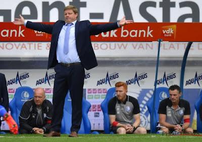 """Aad De Mos is stellig: """"Wie de volgende is die terugkeert naar AA Gent? Hein Vanhaezebrouck"""""""