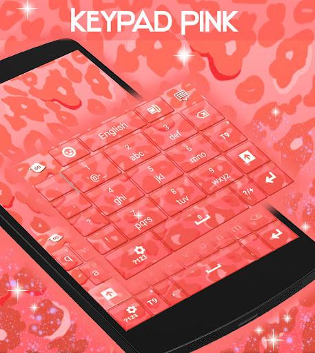 玩免費個人化APP 下載鍵盤粉紅獵豹主題 app不用錢 硬是要APP