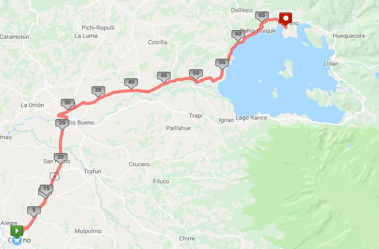cycling osorno