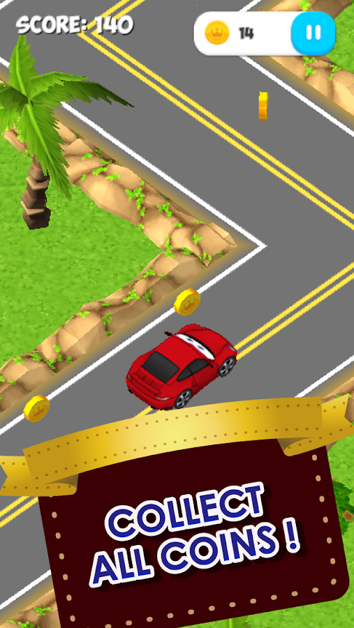 ZigZag Cars : Forest- screenshot