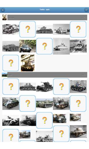 Tanks - quiz|玩益智App免費|玩APPs