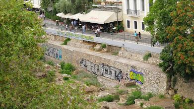 Photo: Not the best graffiti I've seen.