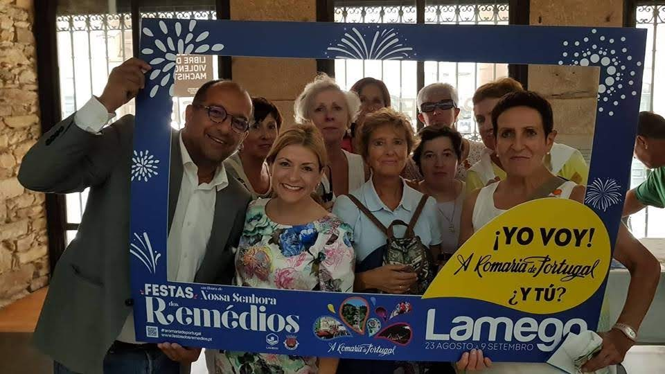 Santiago de Compostela acolheu ação de promoção das Festas dos Remédios