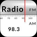 Radio FM AM - Live Radio Stations icon