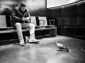 Photo: waiting room