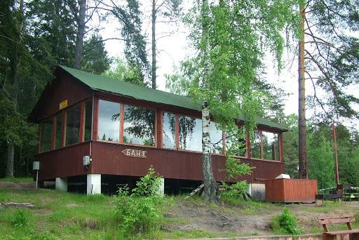 Банкетный зал Летняя беседка на природе
