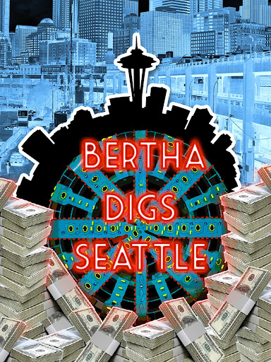 Bertha Digs Seattle  screenshots 9