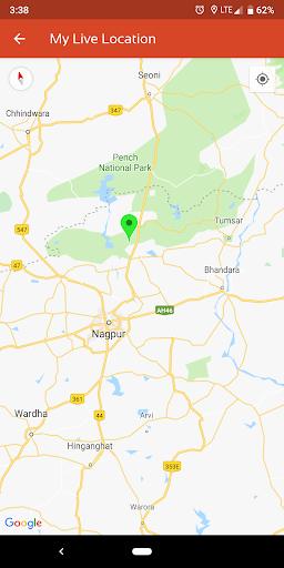 My Location, GPS Location Finder 2.5.1 screenshots 1