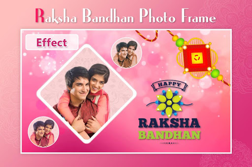 Rakshabandhan Photo Frame : Rakhi photo Editor 1.1 screenshots 3