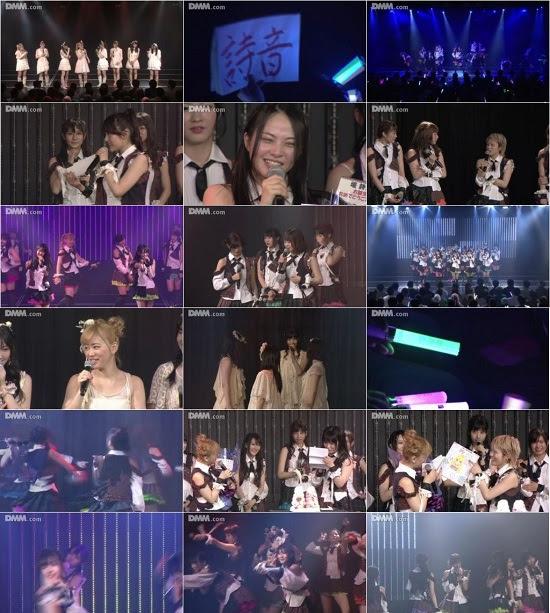 (LIVE)(公演) NMB48 チームM「RESET」公演 160604