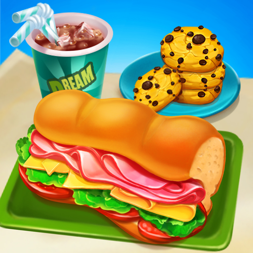 Cook It! Cooking Games Craze & Restaurant Games Icon